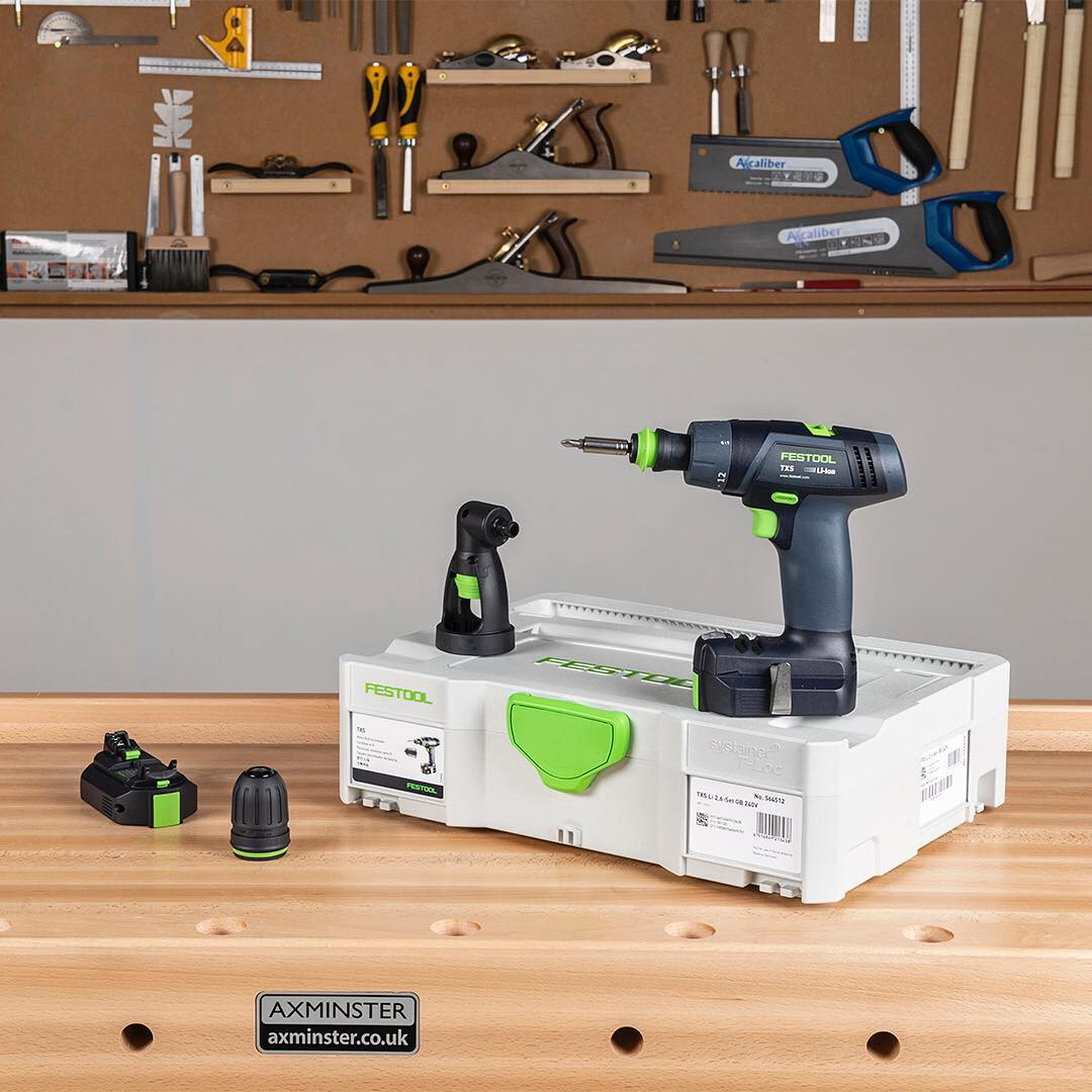 Fabulous Festool Giveaway on Instagram - Woodworking - Axminster Tools WN28